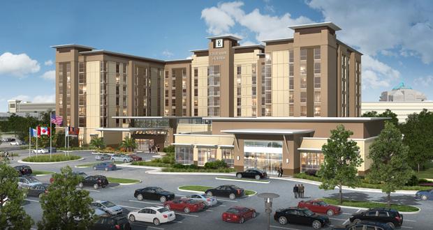 Hilton's All-Suites Brands Surpass 900 Open Hotels