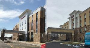 Hilton's Hampton Inn Adds Five Hotels to its Portfolio