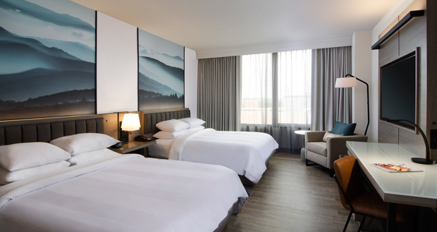 Marriott Winston-Salem Undergoes Capital Improvements