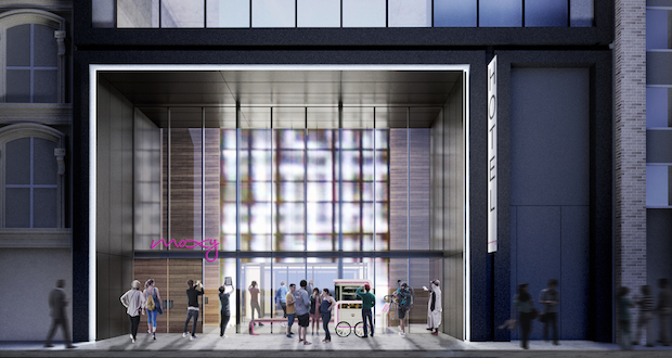 Moxy Plans to Open Two More NYC Hotels in 2018