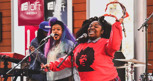 Aloft Hotels Showcases Emerging Artists at SXSW