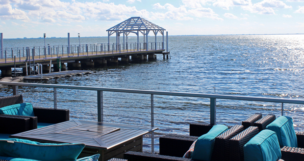 The Godfrey Hotel Dock