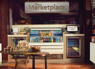 The Marketplace at the Crowne Plaza Atlanta-Midtown - departments