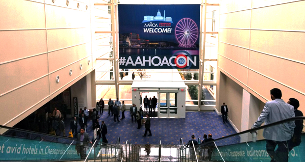 AAHOA's 2018 Convention the Largest on Record