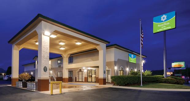 BW's SureStay Hotel Group Surpasses 50 Properties Worldwide