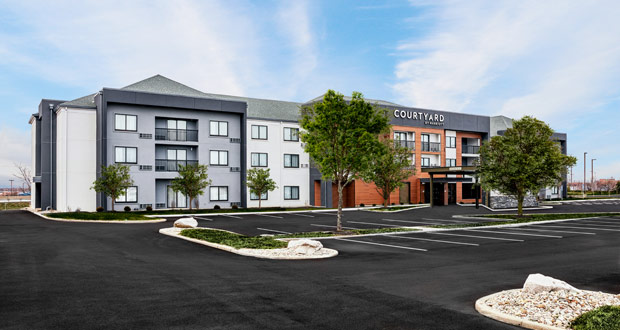 Courtyard by Marriott is Repositioning More Than 1,000 Properties