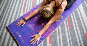 Finding Guests' Zen with In-Room Yoga