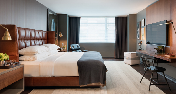 Kimpton Nine Zero Reveals Details of Interior Transformation