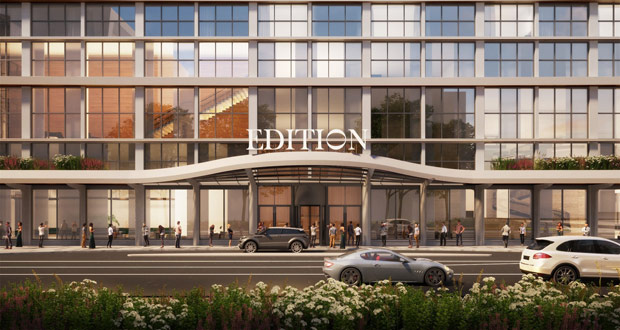 Strategic Property Partners to Open EDITION Hotel in Tampa