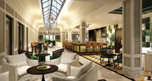 Innovating and Renovating a Famous Hotel in a Famous Location