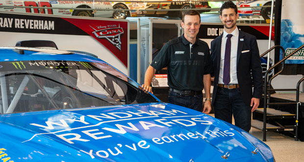 Wyndham Rewards Announces Multi-Year NASCAR Sponsorship of No. 6 Ford Fusion