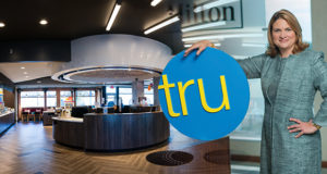 Checking In With Alexandra Jaritz, Head of Tru by Hilton