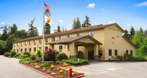 Crystal Investment Property Brokers the Sale of Super 8 Port Angeles, Washington