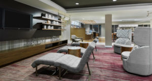 SpringHill Suites and Courtyard by Marriott Asheville Complete Renovations