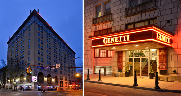 Historic Hotel Reaps the Benefits of Best Western's Brand Engine