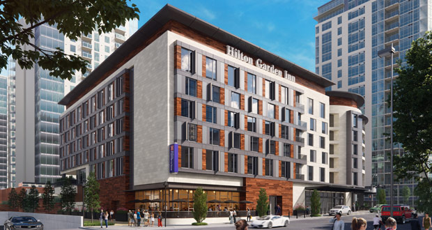 the hotel group opens hilton garden inn bellevue washington - Hilton Garden Inn Green Bay