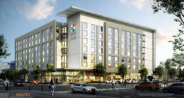 Hyatt Place Hotel Coming to Denver's Peña Station NEXT