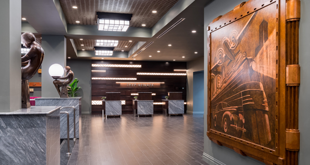 TRYP by Wyndham Newark Downtown Exudes Hometown Pride