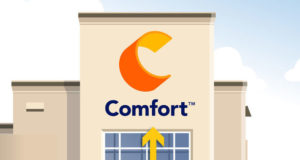 Comfort Brand Unveils New Logo at Choice Hotels' Annual Convention