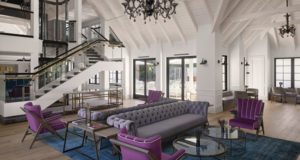 Check Out the Vintage House Lobby at The Estate Yountville