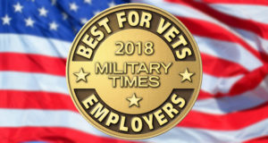 Three Hospitality Companies Among Best Employers for Veterans