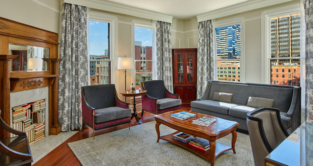Denver's Oxford Hotel Completes Property-Wide Renovation