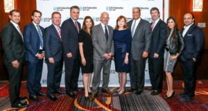 Dorothy Jennings and Thomas Baltimore Honored by the UJA-Federation of New York