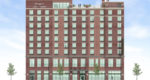 West Elevation - Hampton Inn & Suites Capitol View