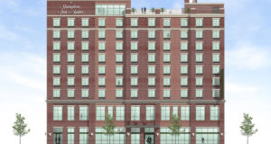 Chartwell and Rockbridge Break Ground on Hampton Inn Capitol View in Nashville