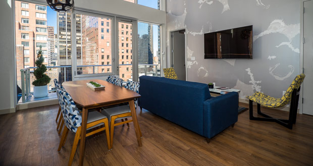 Hiltonu0027s Tapestry Collection Debuts In New York City With The Bernic Hotel