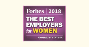 Six Hotel Companies Among Forbes' Best Employers for Women 2018