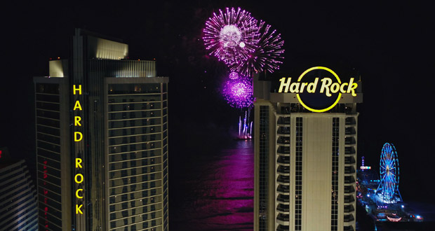Hard Rock Hotel & Casino Opens with a Bang in Atlantic City