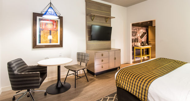 Mississippi's First Hotel Indigo Is Now Open in Hattiesburg