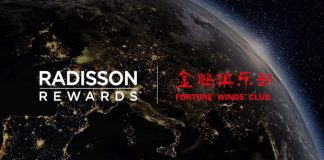 Radisson Rewards Fortune Wings