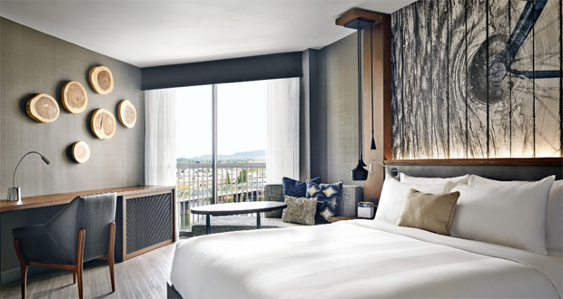 Wallcoverings Offer a Deep Well 