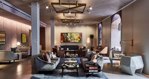 Denihan's portfolio includes The James New York in Manhattan.