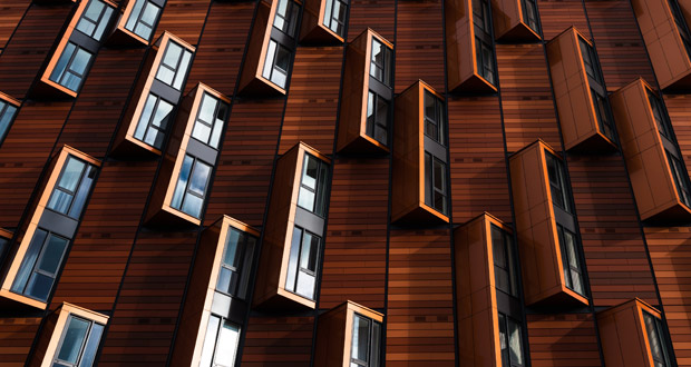 The Pros and Cons of Different External-Use Materials for Hotels