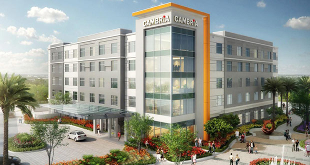 Choice and Oz Real Estate Plan to Grow Cambria Brand