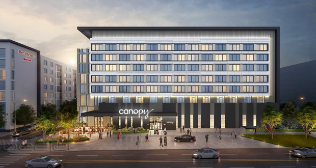 NewcrestImage Breaks Ground on Canopy by Hilton in North Dallas
