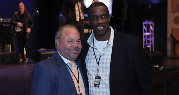 Bo Dietl and Dright (Doc) Gooden