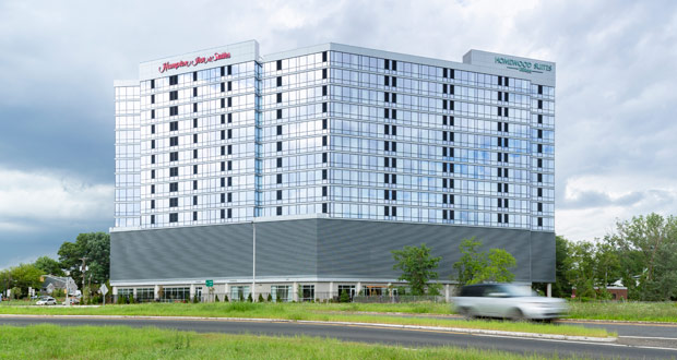 Hilton Opens New Dual-Brand Property in Teaneck Glenpointe