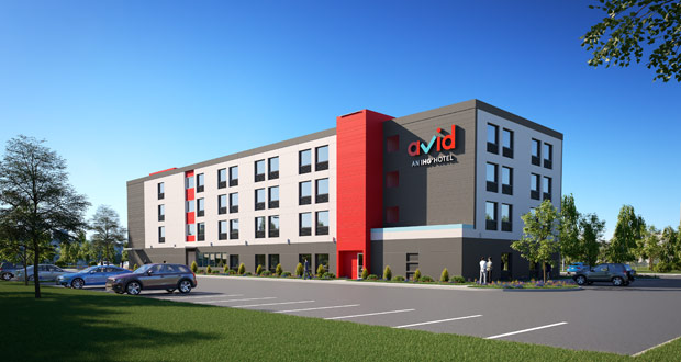 IHG's First avid hotel Comes To Life Less Than a Year After Launch