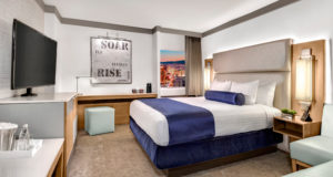 Stratosphere Renovates Guestrooms and Introduces New Amenities