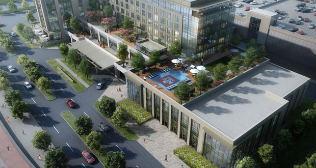 $134 Million Texas A&M Hotel and Conference Center Opening in August