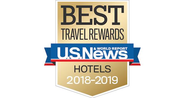 U.S. News Reveals 2018-19 Best Travel Rewards Programs