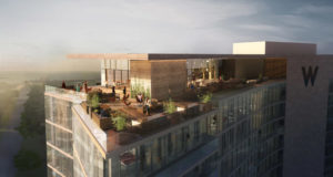 W Hotels To Debut in Nashville in 2020