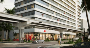 citizenM Plans a Third Hotel in Miami Within Miami Worldcenter