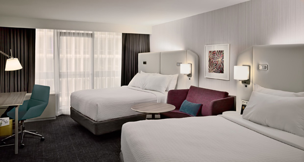 Crowne Plaza Patents the Design of its WorkLife Room