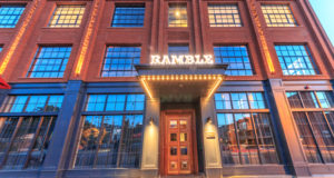 Inside The Ramble Hotel in Denver's River North Art District