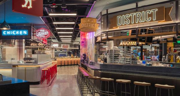 Food Halls: The Next Wave of Hotel F&B?